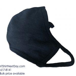 Cotton_Black_Masks_Vinyl_solid_color_Cloth_Masks_face_cover_Wholesales