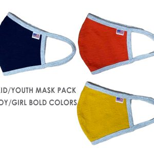 USA-Made-Boy-Girl-Kid-Youth-Junior-Mask-Colors-Stripe-American-Flag-Mask-School-Pack